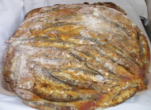 Bola de sardinha - regional